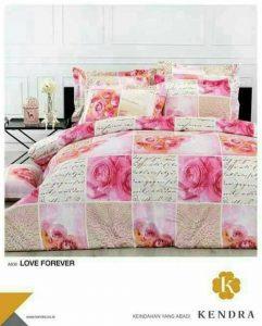 sprei-kendra-love-forever