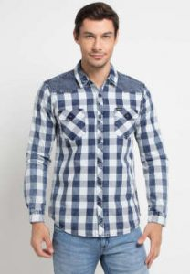 kemeja_cressida_checked_shirts_k414