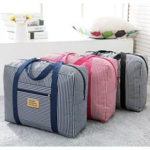 tas_koper_jinjing_korean_stripe_travel_bag