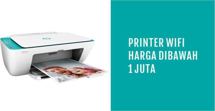 Printer WiFi Murah
