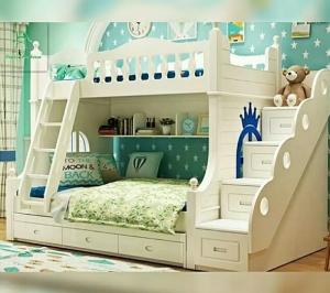 Tempat_Tidur_Tingkat_Anak_Lucu