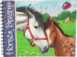 horses_dream_colouring_book