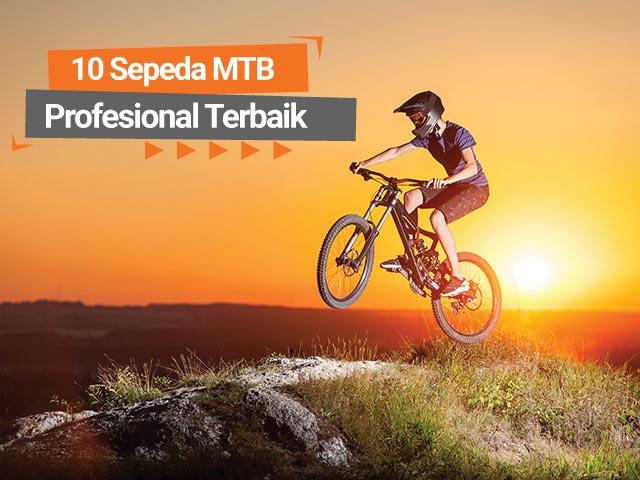 Sepeda MTB Profesional Terbaik