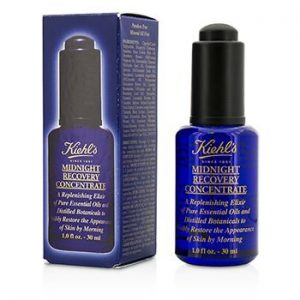 kiehls_midnight_recovery_concentrate_serum