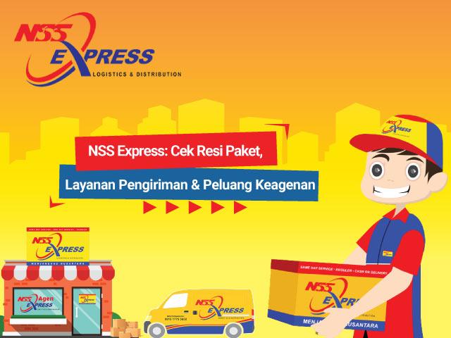 NSS Express Cek Resi Paket, Layanan Pengiriman dan Peluang Keagenan