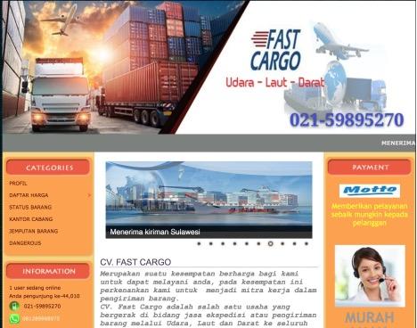 fast cargo