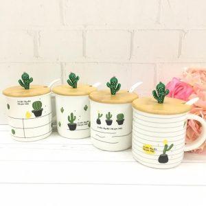 mug_keramik_tutup_kayu_kaktus