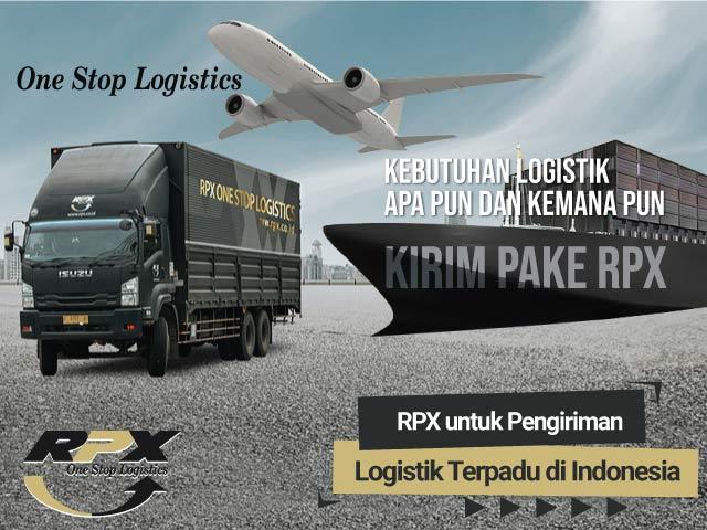 RPX untuk Pengiriman Logistik Terpadu di Indonesia