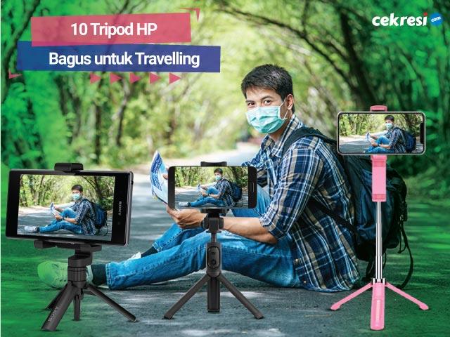 10-Tripod-HP-Bagus-untuk-Travelling