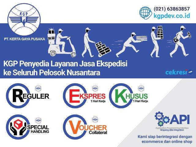 KGP Penyedia Layanan Jasa Ekspedisi ke Seluruh Pelosok Nusantara