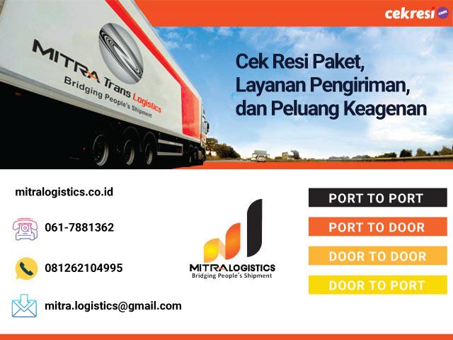 Mitra Logistics Cek Resi Paket, Layanan Pengiriman, dan Peluang Keagenan