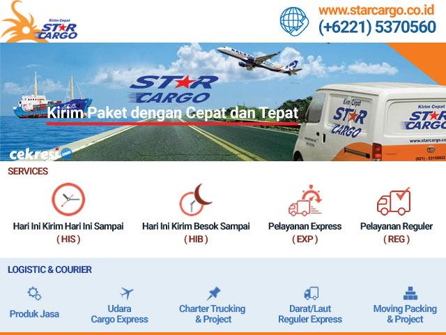 Star Cargo: Kirim Paket dengan Cepat dan Tepat