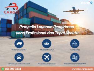 AB Cargo Penyedia Layanan Pengiriman yang Profesional dan Tepat Waktu
