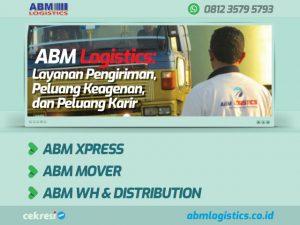 ABM Logistics: Layanan Pengiriman, Peluang Keagenan, dan Peluang Karir