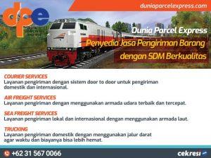 Dunia Parcel Express Penyedia Jasa Pengiriman Barang dengan SDM Berkualitas