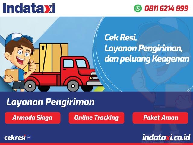 Inda Taxi: Cek Resi, Layanan Pengiriman, dan peluang Keagenan
