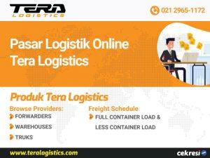 Pasar Logistik Online Tera Logistics