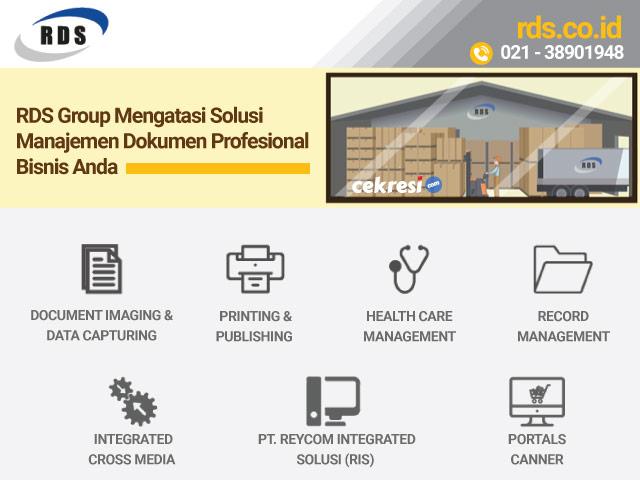 RDS Group Mengatasi Solusi Manajemen Dokumen Profesional Bisnis Anda