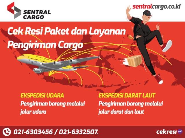 Sentral Cargo: Cek Resi Paket dan Layanan Pengiriman Cargo