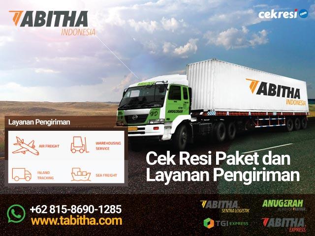 Tabitha Indonesia Cek Resi Paket dan Layanan Pengiriman