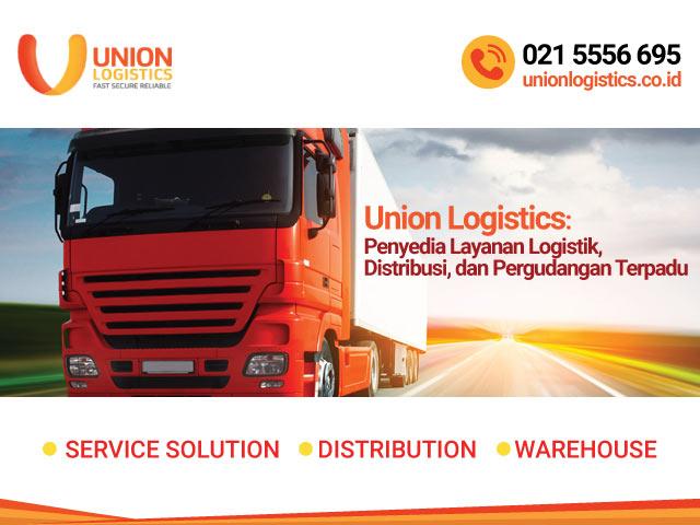 Union Logistics Penyedia Layanan Logistik, Distribusi, dan Pergudangan Terpadu