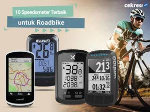10 Rekomendasi Speedometer Terbaik untuk Roadbike