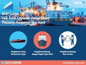 BHP Cargo: Cek Tarif, Layanan Pengiriman,Peluang Keagenan dan Karir