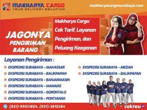 Makharya Cargo: Cek Tarif, Layanan Pengiriman, dan Peluang Keagenan