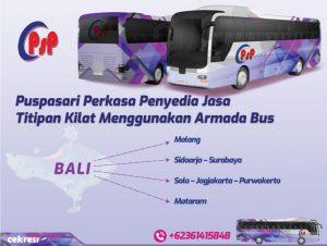 Puspasari Perkasa Penyedia Jasa Titipan Kilat Menggunakan Armada Bus