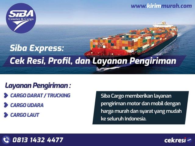 Siba Express: Cek Resi, Profil, dan Layanan Pengiriman