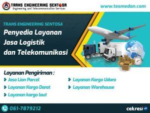 Trans Engineering Sentosa, Penyedia Layanan Jasa Logistik dan Telekomunikasi