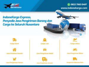 IndoneKargo Express, Penyedia Jasa Pengiriman Barang dan Cargo ke Seluruh Nusantara