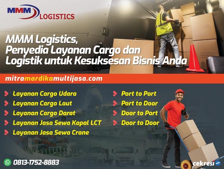 MMM Logistics, Penyedia Layanan Cargo dan Logistik untuk Kesuksesan Bisnis Anda
