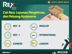 REX Kiriman Express: Cek Resi, Layanan Pengiriman, dan Peluang Kerjasama