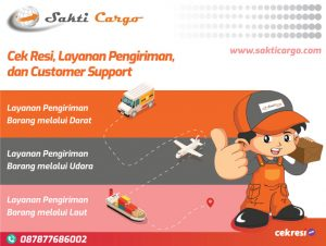 Sakti Cargo: Cek Resi, Layanan Pengiriman,dan Customer Support